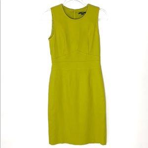 Hugo Boss Dalota linen blend sheath dress 2